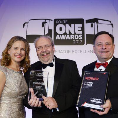 Stephen Barber - Special Award